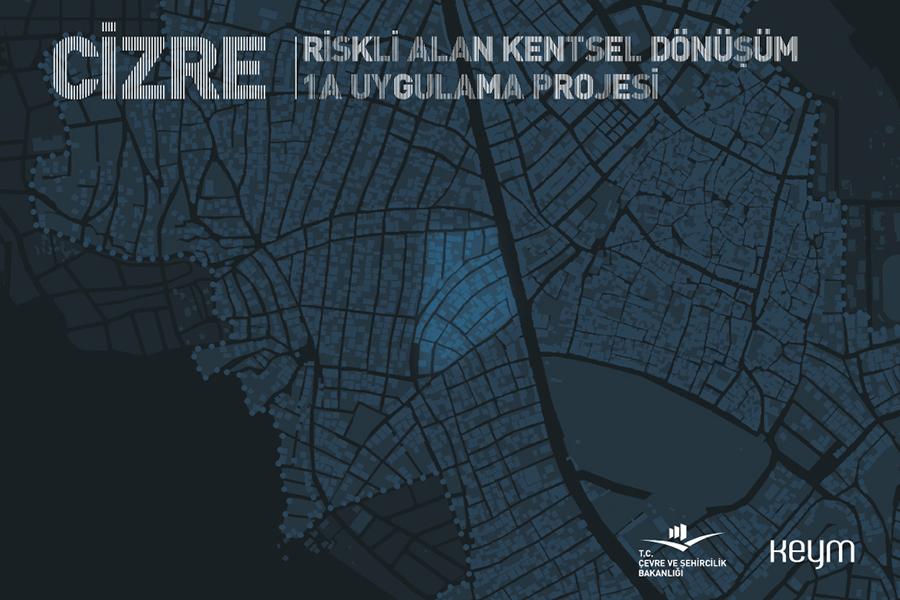 Cizre 1A Bölgesi Kentsel Yenileme Projesi