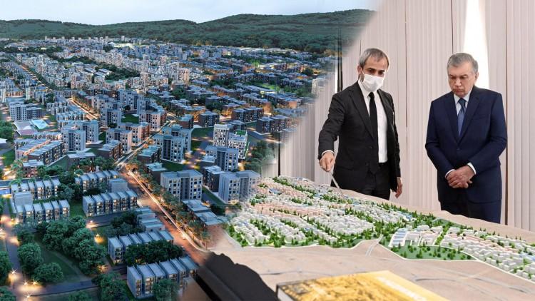 Yeni Andijan Master Plan projesini Anlattık...